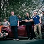 Kacheln und Kapelle: Mit Mercedes und Audi zum DTM-Saisonstart