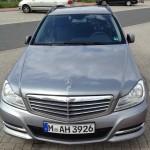 Umzugstest: Mercedes-Benz C180 T-Modell