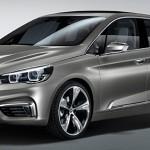 Der BMW Active Tourer Concept: Ein Graus für BMW-Enthusiasten?