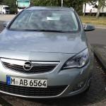 Das zweite Mal: Der Opel Astra Sports Tourer