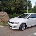 Der neue Volkswagen Golf 7: immer noch solide