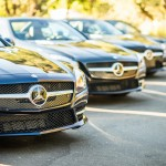 Hochglanz: Der Mercedes-Benz SL im Bild