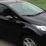 Angefahren: Ford Fiesta Champions Edition