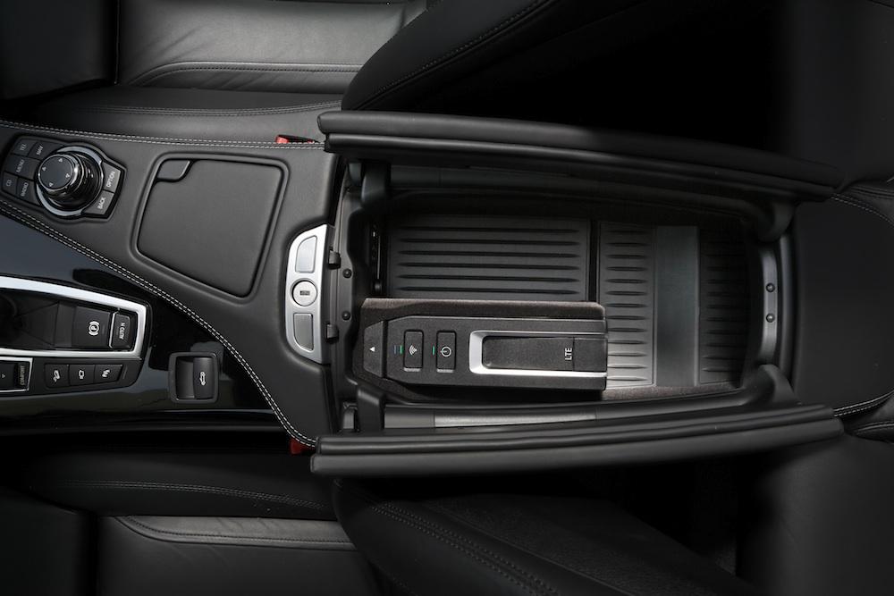 BMW LTE Hotspot