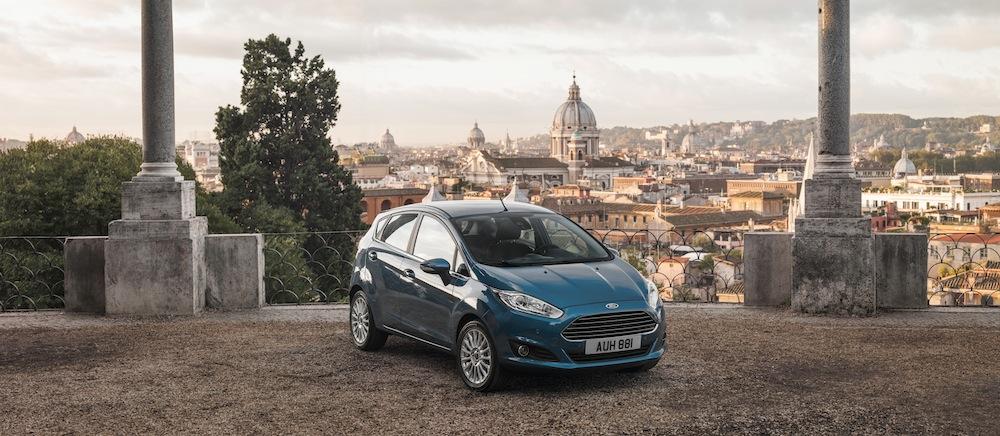 Der neue Ford Fiesta (2013) – © Ford