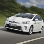 Toyota testet das kabellose Laden von Hybrid-Autos