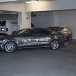 Der Audi, der ganz alleine fährt