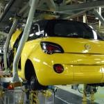 Opel Adam: Die Serienproduktion läuft! + Werbespots