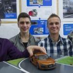 Zwei Audi-Azubi-Teams bei Jugend forscht