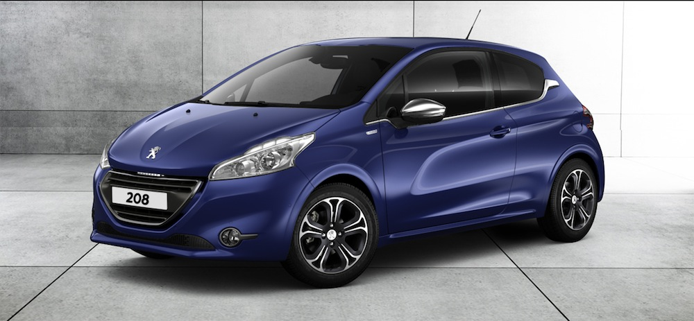 Peugeot 208 Intuitive 1