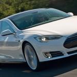 Eine vorgefertigte Probefahrt der New York Times im Tesla Model S