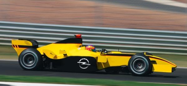 Opel fährt ab 2014 in der Formel 1 mit