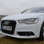 Audi A6 3.0 TDI quattro Front