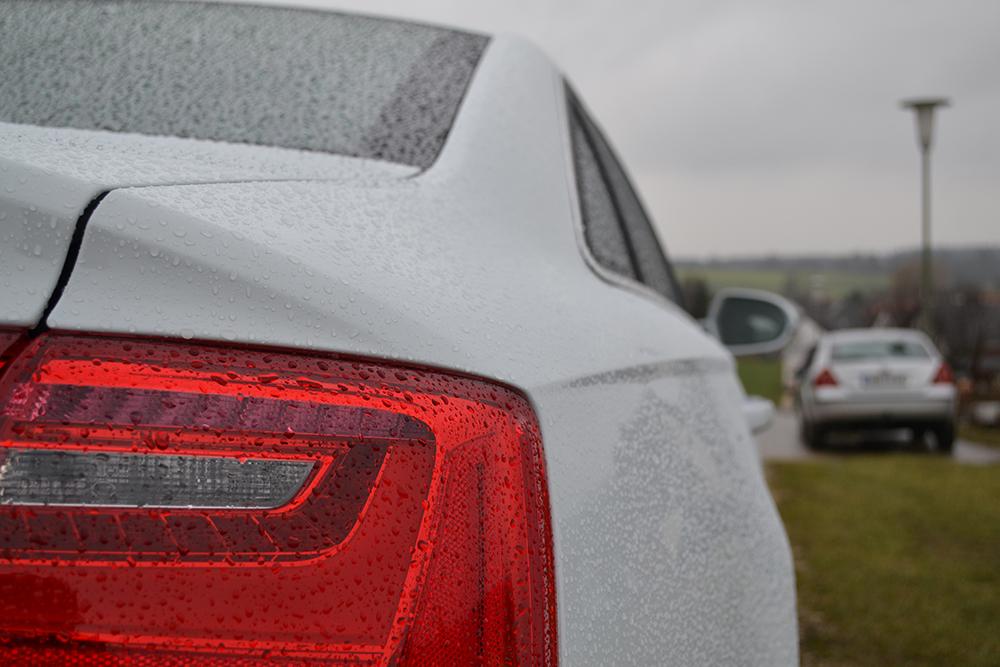 Audi A6 3.0 TDI quattro Heckleuchte