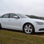 Audi A6 3.0 TDI quattro: Luxus auf vier Rädern