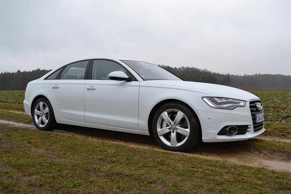 Audi A6 3.0 TDI quattro Seitenansicht