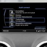 Audis Tankstop-Dienst: Günstigste Tankstelle direkt über's MMI finden
