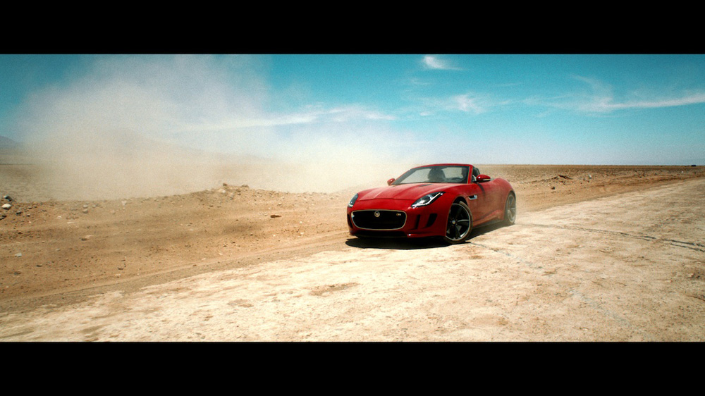 Jaguar-F-Type-Desire-Movie