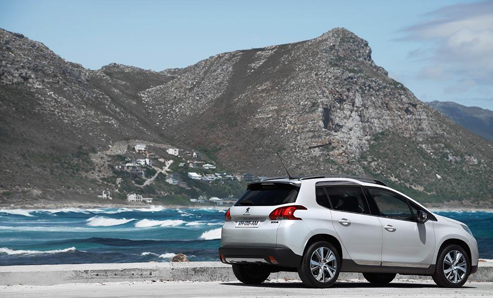 Peugeot 2008 -1