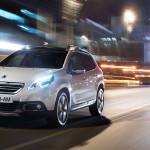 Urban-Crossover: Peugeot 2008 ab sofort in Deutschland bestellbar