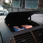 Das Highline-Ablagefach für den VW Polo 9N