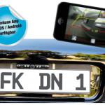 Nachrüst-Rückfahrkamera nutzt iPhone als Bildschirm