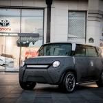 Toyota ME.WE: Konzeptfahrzeug mit interessanten Werkstoffen