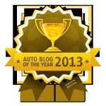 """Jetzt abstimmen: fahrrückt ist für den """"Auto Blog of the Year 2013"""" nominiert"""