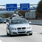Bosch testet das automatisierte Fahren im öffentlichen Straßenverkehr