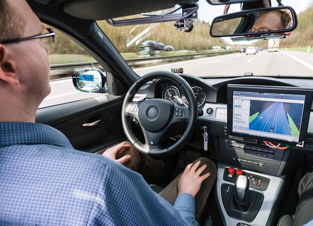 Bosch Automatisiertes Fahren