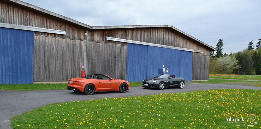 Jaguar F-Type V8 S und V6 S