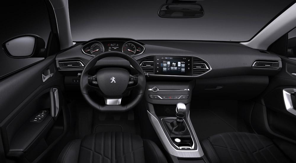 Peugeot-308-2014-Cockpit-Innenraum