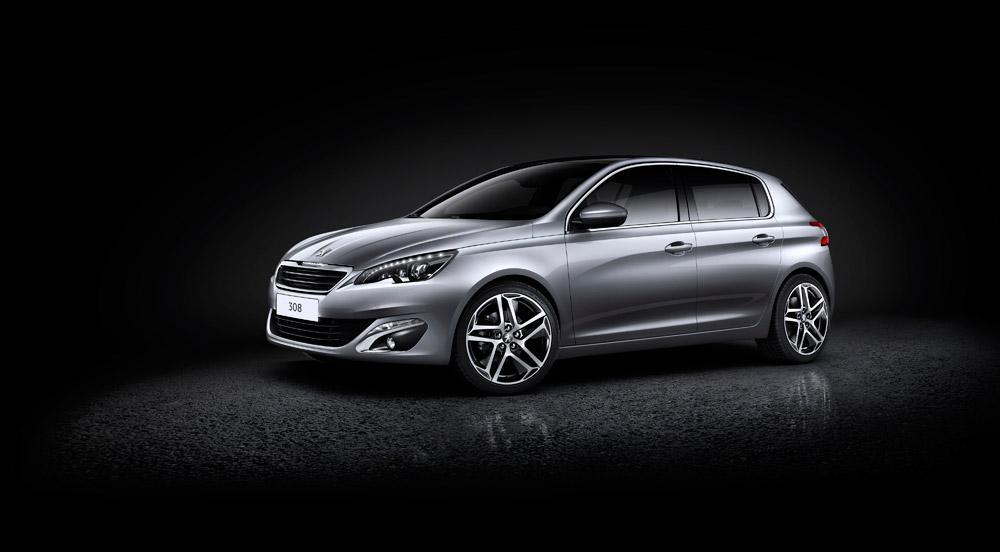 Peugeot 308 Front