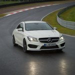 Bloggerrundschau: Mercedes-Benz CLA 45 AMG