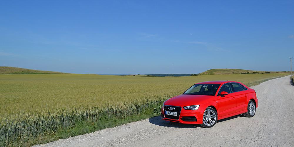 Fahrbericht zur Audi A3 Limousine bei fahrrückt