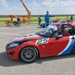 Neuer Weltrekord des Mazda MX-5