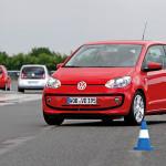Fahren ohne Führerschein beim VW Youngster Drive 2013