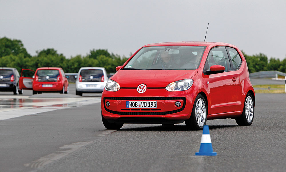 Volkswagen up! Youngster Drive 2013