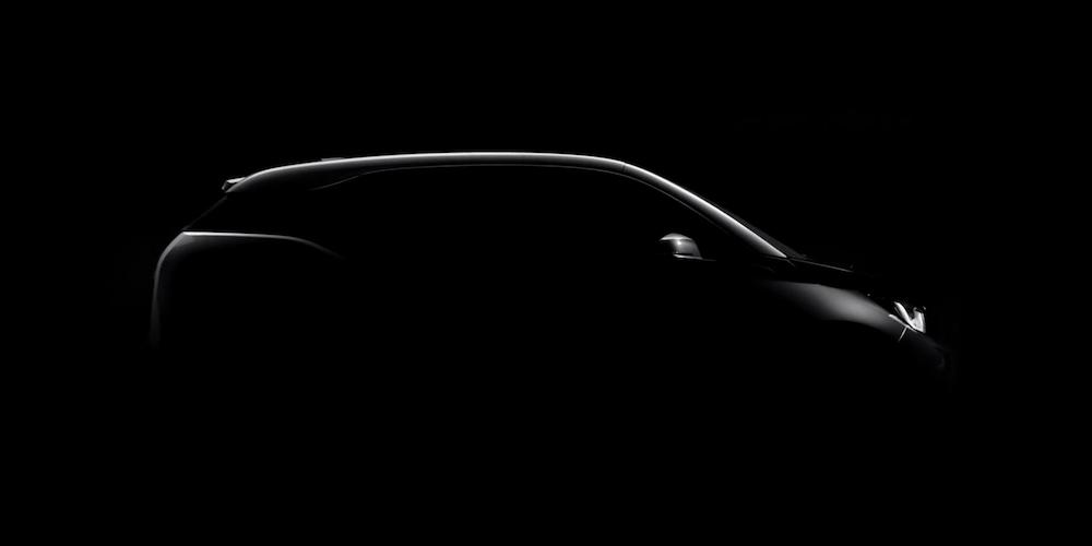 BMW i3 Ankuendigung