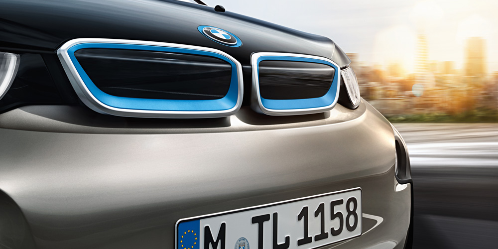 BMW-i3-Front-Niere