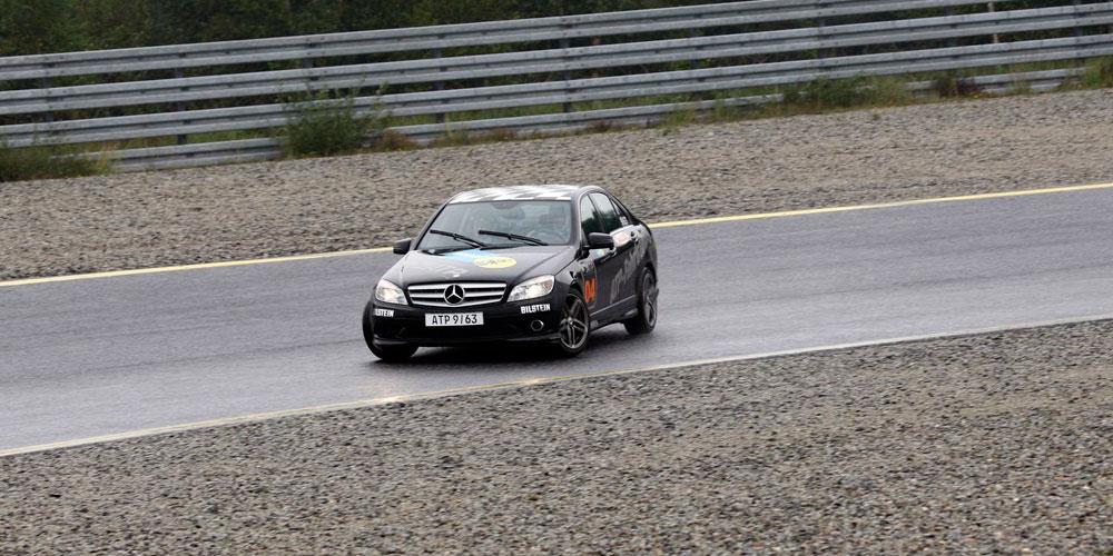 Bilstein Fahrwerks Test ATP Papenburg Drift