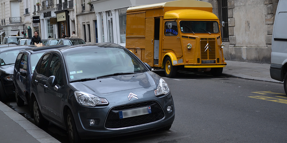 Paris13-Citroen-C3-Citroen-H-Kastenwagen
