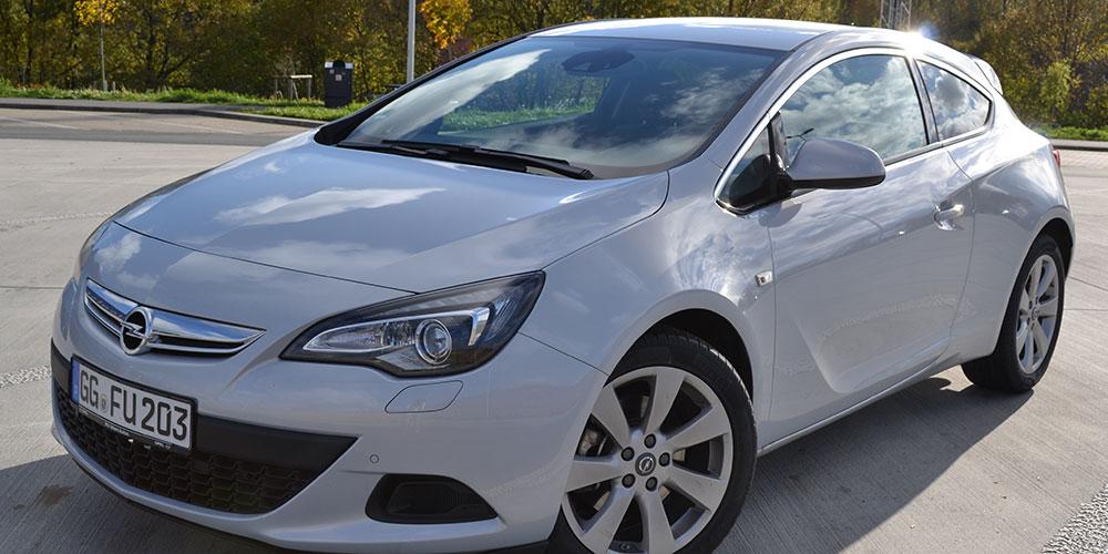 Opel-Asta-GTC-Testwagen