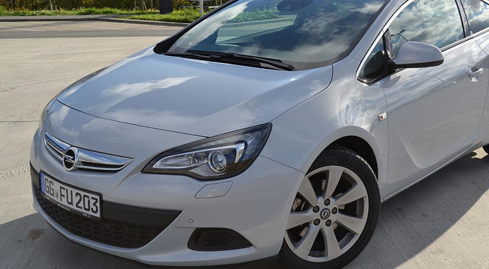 Testberichte auf Autohaus24.de: Opel Astra GTC