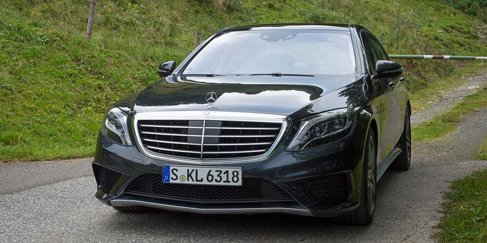 Mercedes-Benz S-Klasse – © Jan Gleitsmann / Auto .. geil
