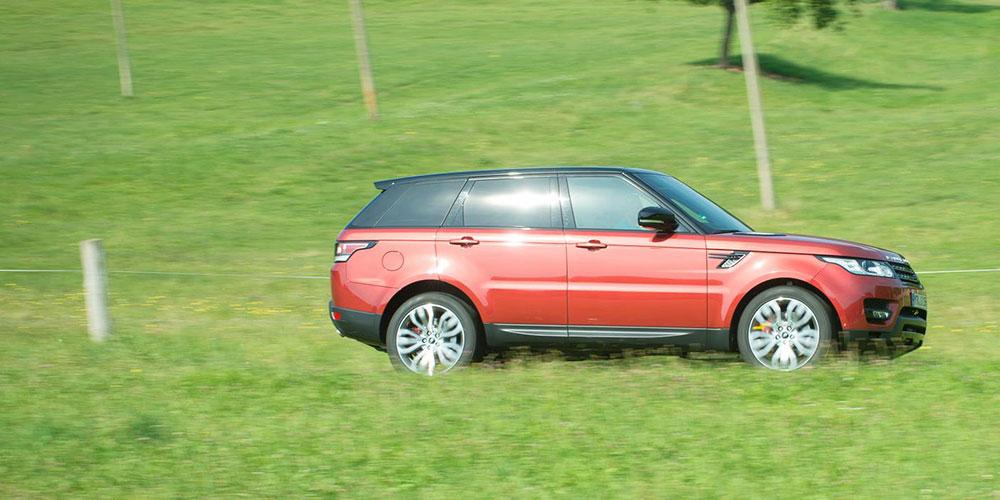 Range Rover Sport – © Jan Gleitsmann / Auto .. geil